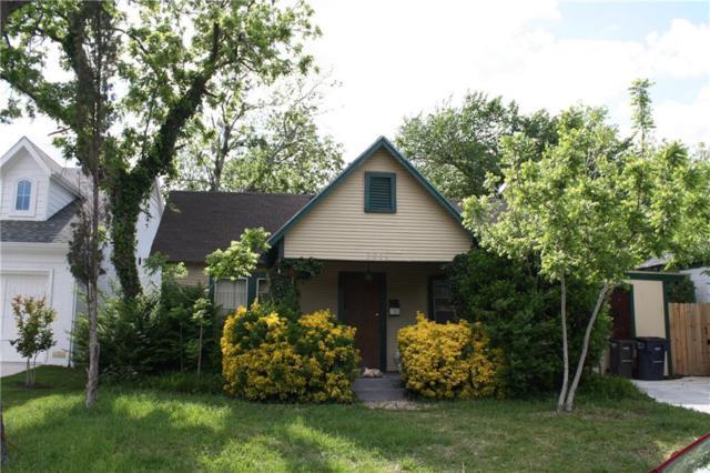 2816 Gordon Avenue, Fort Worth, TX 76110 (MLS #14034938) :: Real Estate By Design