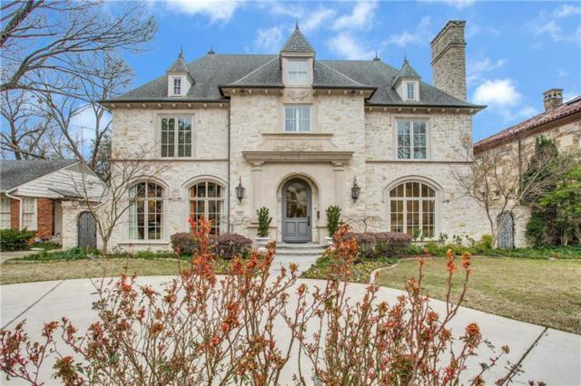 3421 Wentwood Drive, University Park, TX 75225 (MLS #14034946) :: Robbins Real Estate Group
