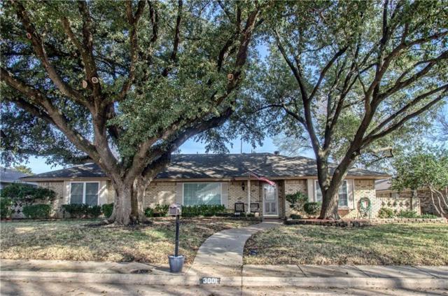 3001 Natalie Drive, Plano, TX 75074 (MLS #14034964) :: The Good Home Team