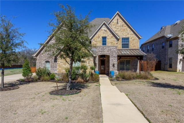 6415 Crapemyrtle, Denton, TX 76208 (MLS #14035003) :: RE/MAX Town & Country