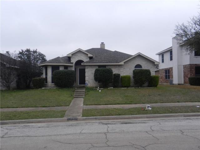 1433 Sunnymeadow Road, Lancaster, TX 75134 (MLS #14035119) :: Baldree Home Team