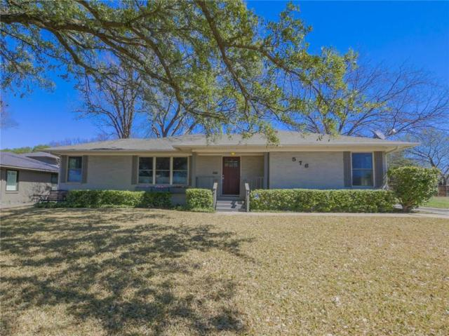 576 N Buckner Boulevard, Dallas, TX 75218 (MLS #14035286) :: The Good Home Team