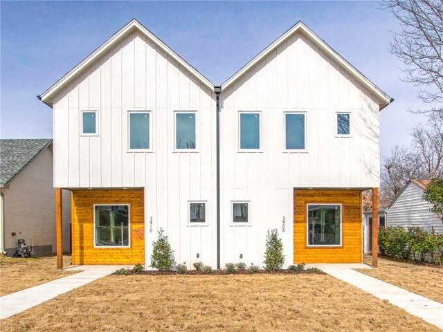 3908 Bryce Avenue, Fort Worth, TX 76107 (MLS #14035313) :: The Mitchell Group