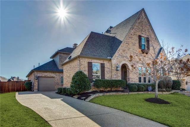 781 Hawthorn Drive, Prosper, TX 75078 (MLS #14035320) :: RE/MAX Town & Country