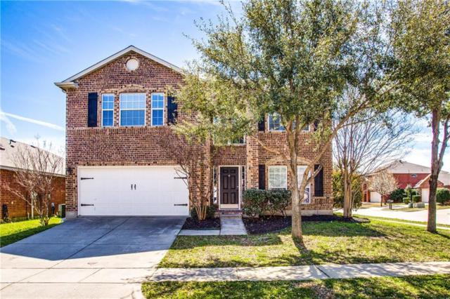 6000 Photinia Avenue, Denton, TX 76208 (MLS #14035326) :: Real Estate By Design