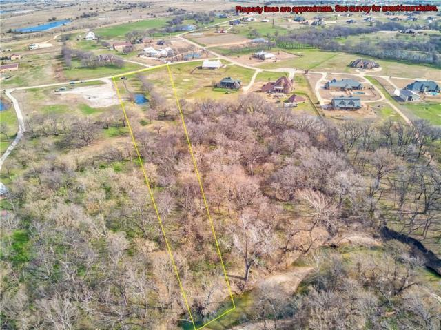 3260 Creekside Drive, Ponder, TX 76259 (MLS #14035409) :: RE/MAX Town & Country