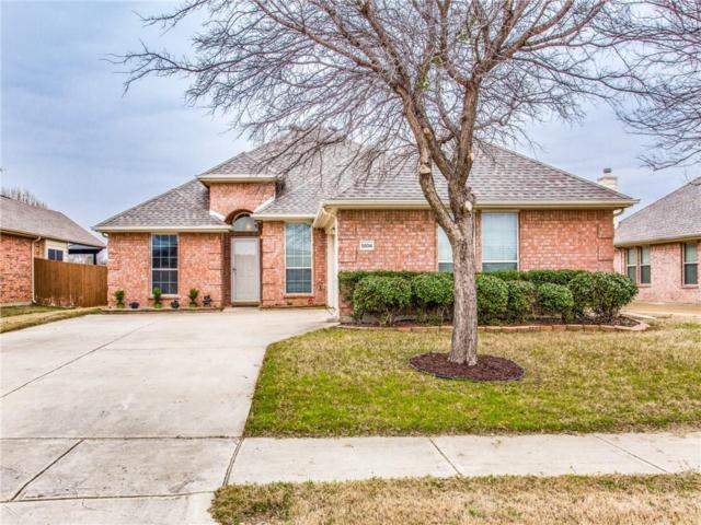 5804 Creekway Drive, Denton, TX 76226 (MLS #14035418) :: The Real Estate Station