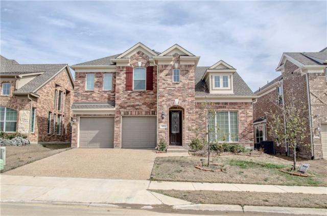 401 Cavanal Hill Drive, Little Elm, TX 75068 (MLS #14035452) :: RE/MAX Landmark
