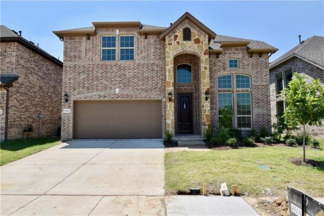 1213 Yarrow Street, Little Elm, TX 75068 (MLS #14035510) :: RE/MAX Landmark