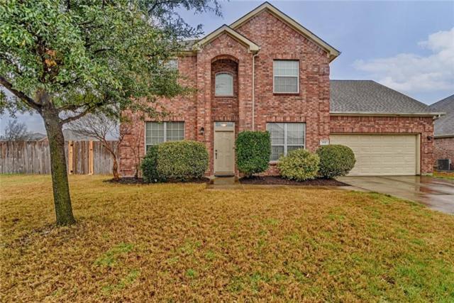 512 Rocky Creek Drive, Mansfield, TX 76063 (MLS #14035563) :: Robbins Real Estate Group