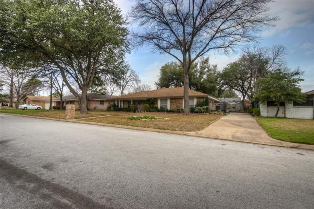 304 Circleview Drive S, Hurst, TX 76054 (MLS #14035570) :: RE/MAX Landmark