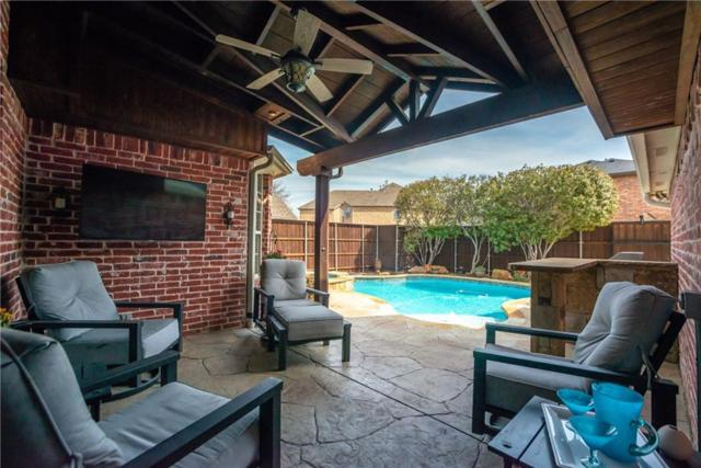 9946 Madrone Drive, Frisco, TX 75033 (MLS #14035705) :: The Heyl Group at Keller Williams