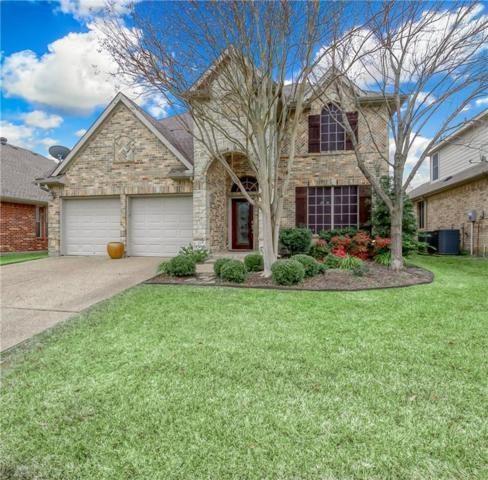 7027 Morning Star Drive, Grand Prairie, TX 75054 (MLS #14035827) :: The Tierny Jordan Network
