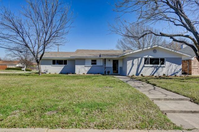 1201 Cozby Street W, Benbrook, TX 76126 (MLS #14035843) :: RE/MAX Town & Country