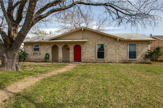817 Quebec Drive, Garland, TX 75040 (MLS #14035852) :: Frankie Arthur Real Estate