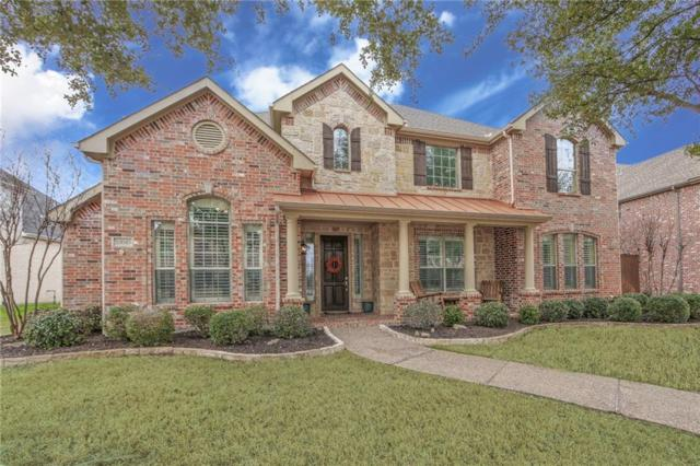 10045 Tambra Drive, Frisco, TX 75033 (MLS #14035873) :: The Good Home Team