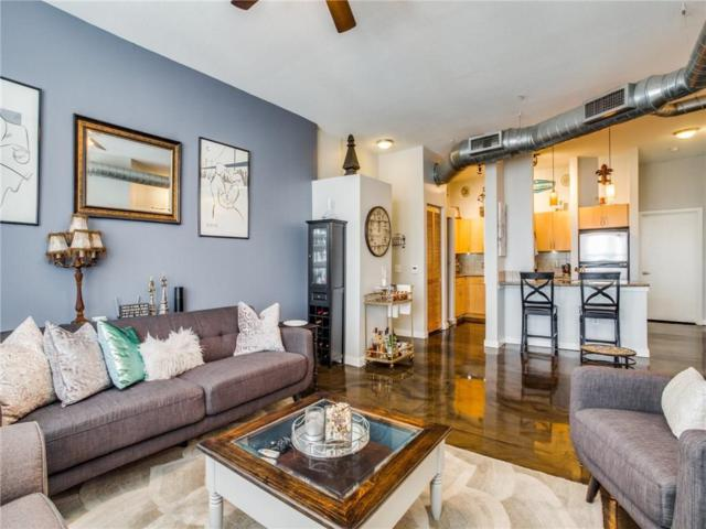 201 W Lancaster Avenue #404, Fort Worth, TX 76102 (MLS #14035892) :: The Mitchell Group