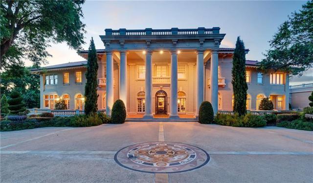 5100 Crestline Road, Fort Worth, TX 76107 (MLS #14035904) :: Real Estate By Design