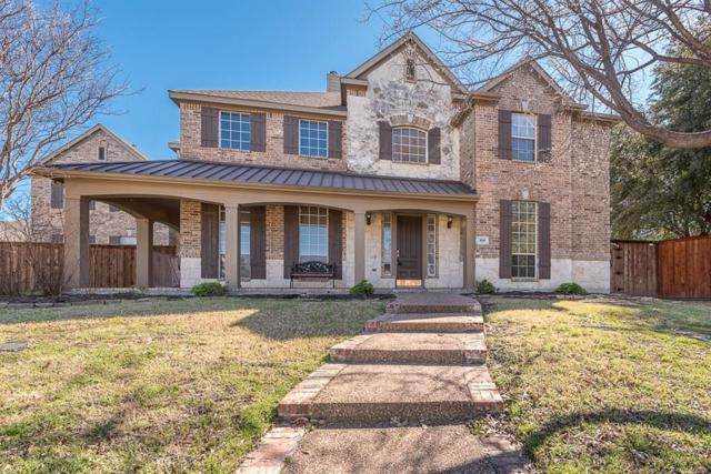 2119 Copperfield Court, Frisco, TX 75036 (MLS #14035958) :: RE/MAX Pinnacle Group REALTORS