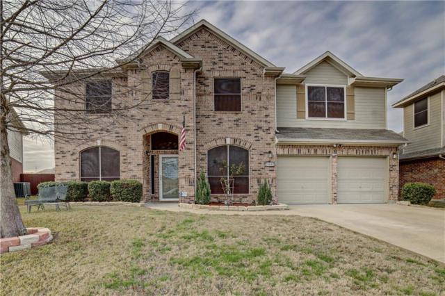 709 Evergreen Court, Burleson, TX 76028 (MLS #14035988) :: The Chad Smith Team