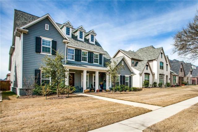 814 Sam Drive, Allen, TX 75013 (MLS #14036074) :: Kimberly Davis & Associates