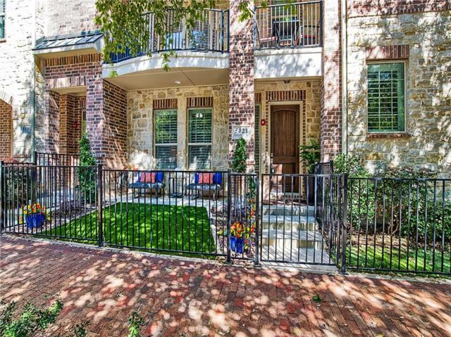 5021 Calloway Drive, Addison, TX 75001 (MLS #14036083) :: Real Estate By Design