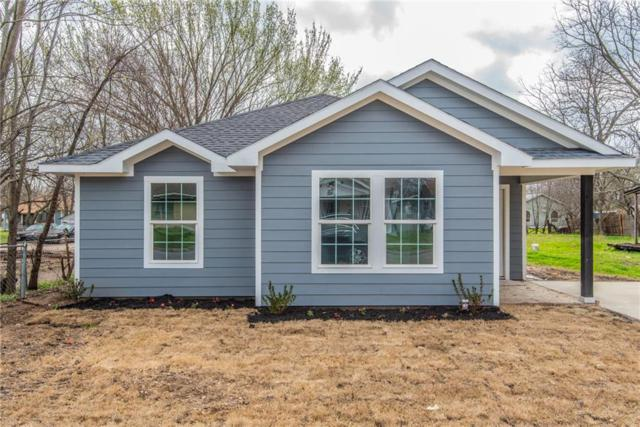 1413 W 10th Avenue, Corsicana, TX 75110 (MLS #14036101) :: Robinson Clay Team