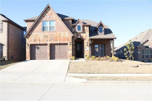 6416 Glenwick Drive, Fort Worth, TX 76123 (MLS #14036124) :: The Tierny Jordan Network