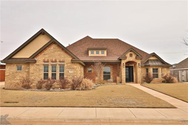 2110 South Ridge Crossing, Abilene, TX 79606 (MLS #14036140) :: RE/MAX Town & Country