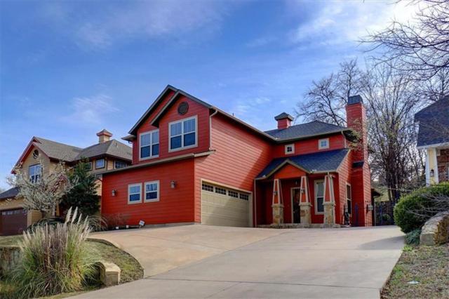 320 Collins Street, Argyle, TX 76226 (MLS #14036156) :: Kimberly Davis & Associates