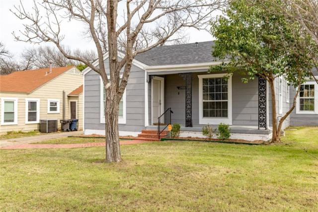 2933 Ryan Avenue, Fort Worth, TX 76110 (MLS #14036157) :: The Mitchell Group
