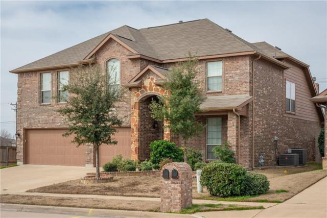 10061 Red Bluff Lane, Fort Worth, TX 76177 (MLS #14036172) :: The Heyl Group at Keller Williams