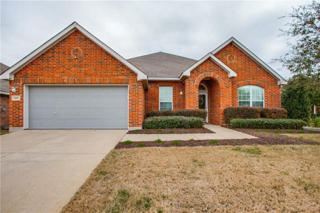 1600 Luckenbach Drive, Forney, TX 75126 (MLS #14036202) :: RE/MAX Town & Country