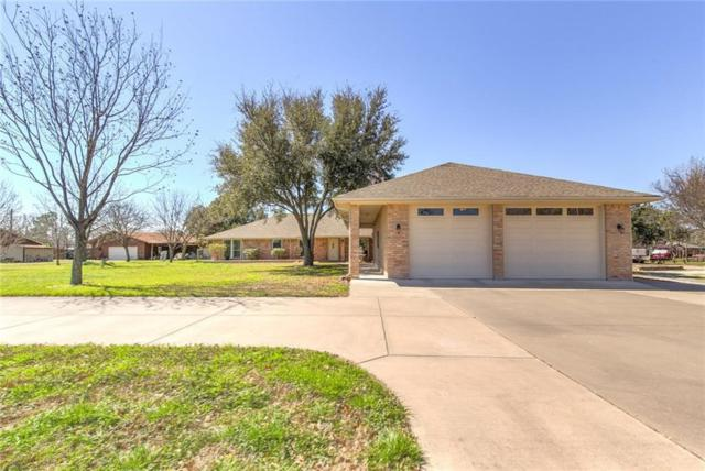4012 Apache Trail Court, Granbury, TX 76048 (MLS #14036234) :: The Heyl Group at Keller Williams