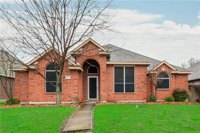 1807 Hillwood Drive, Mesquite, TX 75149 (MLS #14036236) :: The Hornburg Real Estate Group