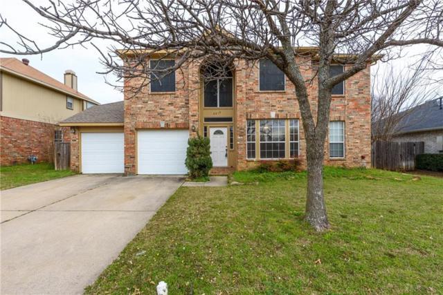 2212 Brooklake Street W, Denton, TX 76207 (MLS #14036240) :: Team Tiller