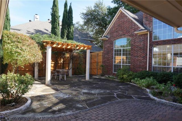 7519 Bromwich Court, Dallas, TX 75252 (MLS #14036317) :: The Good Home Team