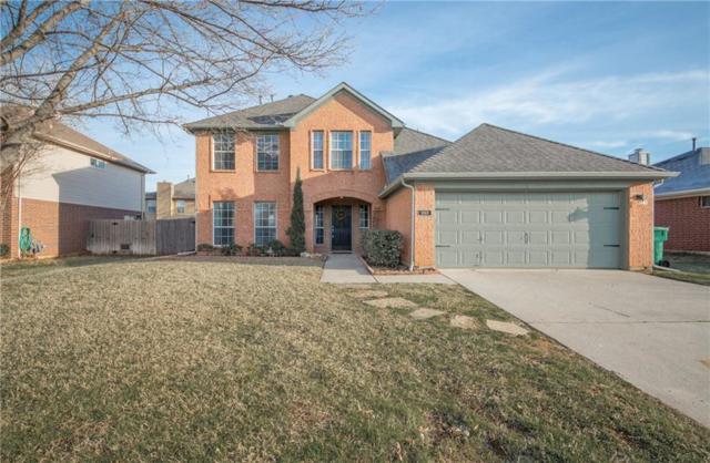 333 Stately Oak Lane, Lake Dallas, TX 75065 (MLS #14036323) :: Baldree Home Team
