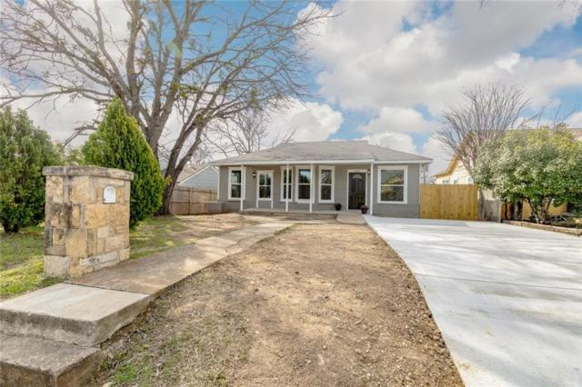 5025 Donnelly Avenue, Fort Worth, TX 76107 (MLS #14036426) :: The Chad Smith Team