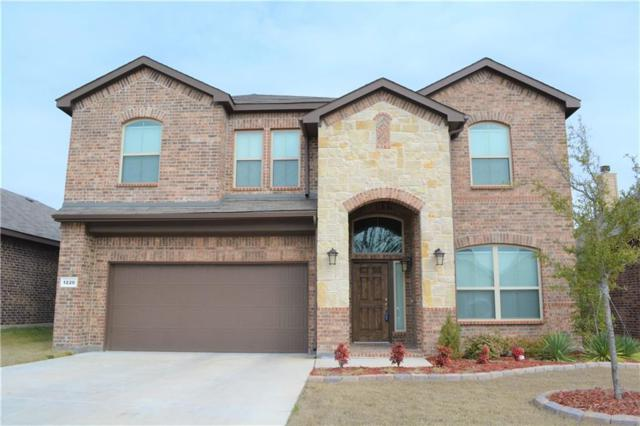 1220 Glen Court, Weatherford, TX 76087 (MLS #14036444) :: RE/MAX Town & Country