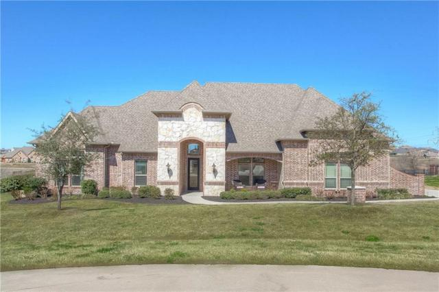 12710 Bella Vino Drive, Fort Worth, TX 76126 (MLS #14036462) :: Real Estate By Design