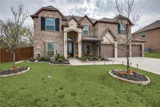 378 Westphalian Drive, Celina, TX 75009 (MLS #14036475) :: RE/MAX Town & Country