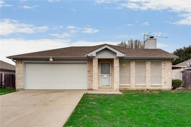 1124 Margie Street, Burleson, TX 76028 (MLS #14036505) :: The Mitchell Group