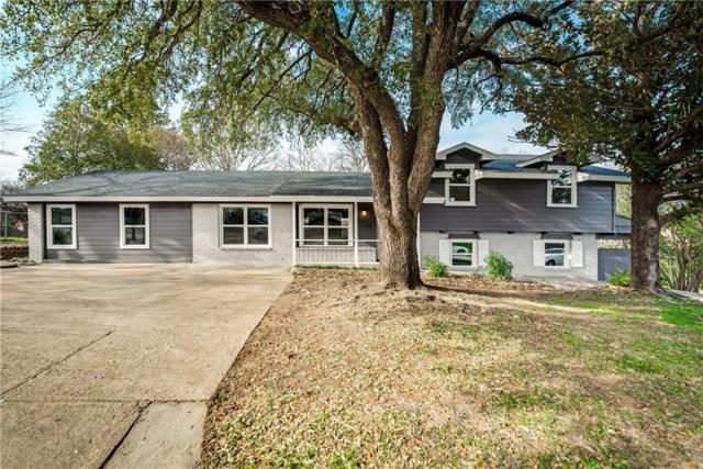 5709 N Hills Drive, North Richland Hills, TX 76117 (MLS #14036530) :: Baldree Home Team