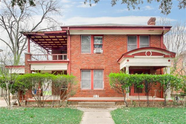 1320 Kings Highway, Dallas, TX 75208 (MLS #14036558) :: The Chad Smith Team