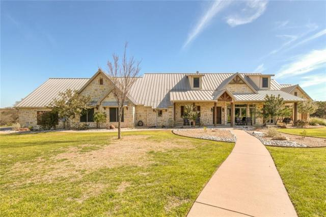 954 Cactus Rio Drive, Weatherford, TX 76087 (MLS #14036698) :: Magnolia Realty