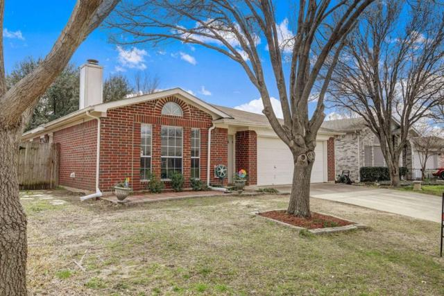 3744 Waxwing Circle S, Fort Worth, TX 76137 (MLS #14036736) :: The Chad Smith Team