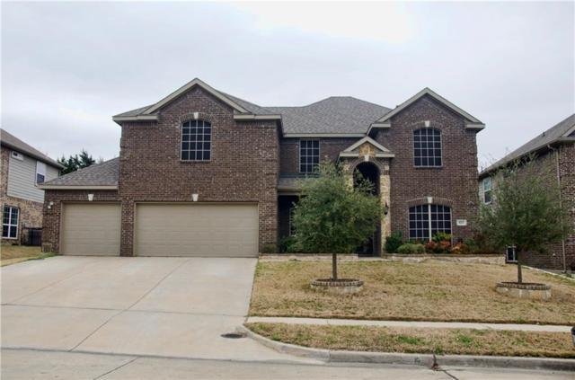 823 S Highland Drive, Cedar Hill, TX 75104 (MLS #14036780) :: The Good Home Team