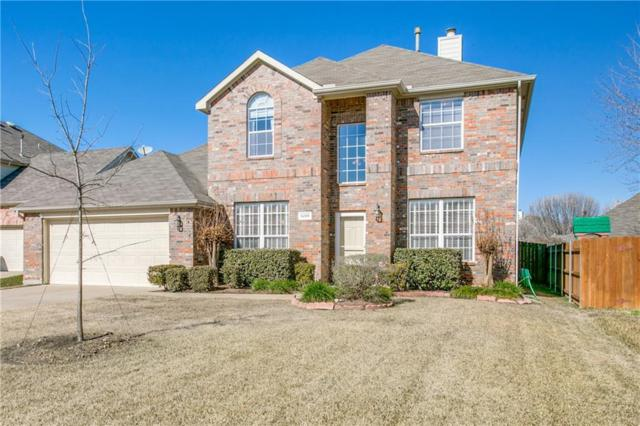 5209 Rush Creek Court, Fort Worth, TX 76244 (MLS #14036827) :: Real Estate By Design