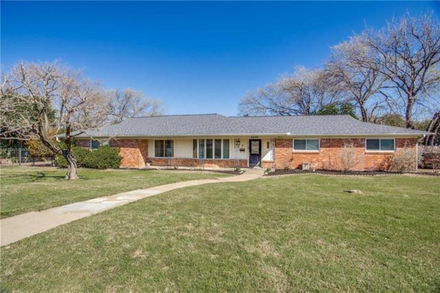 6048 Wonder Drive, Fort Worth, TX 76133 (MLS #14036828) :: Real Estate By Design